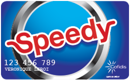 Carte Speedy | Speedy